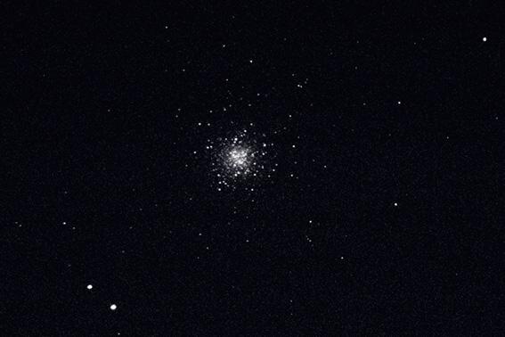 fotka bola urobená v súkromnom observatóriu p. Murína.